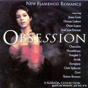 Obsession - New Flamenco Romance (A Narada Collection)