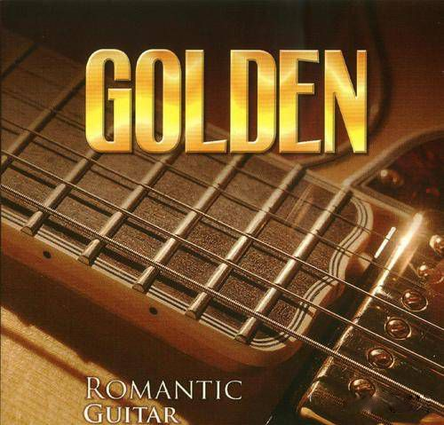 Golden Romantic guitar