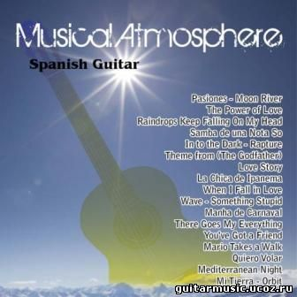Paco Nula - Spanish Guitar: Musical Atmosphere (2013)