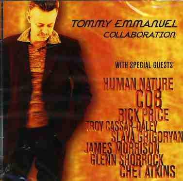 Tommy Emmanuel — Collaboration